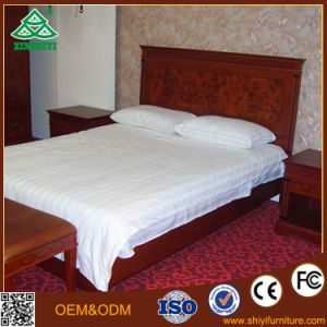 China Manufacturer Modern Home Hotel Beds Bedroom Furniture Modern pictures & photos