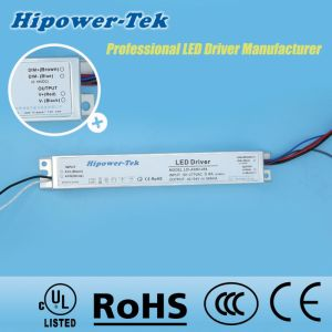 30W Constant Current Aluminum Case Dimmable Power Supply LED Driver pictures & photos
