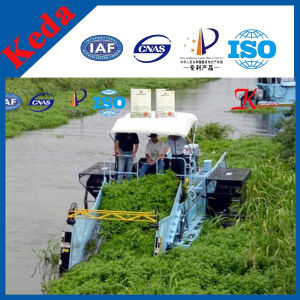 Water Rubbish Cleaning Dredger Weed Harvester for Export pictures & photos