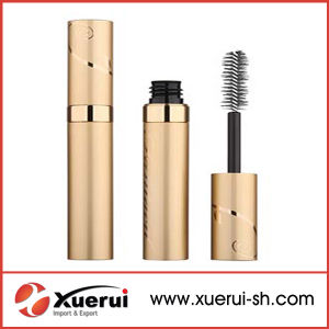 Cosmetic 3D Fiber Eyelash Mascara Tube with Brush pictures & photos