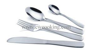 12PCS/16PCS/24PCS/72PCS/84PCS/86PCS Mirror Polished High Class Stainless Steel Cutlery Tableware (CW-CYD831) pictures & photos
