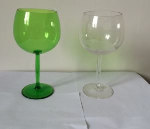 550ml Plastic Goblet, Plastic Champagne Cup, Plastic Flute pictures & photos