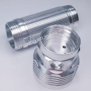 Aluminum Machining Part for Flashlight