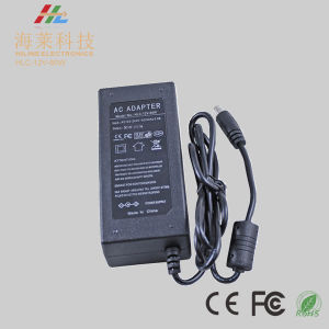 DC12V/24V 60W Desktop Power Supply LED Driver pictures & photos