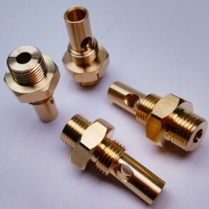 Industrial Hexagonal Connector Part for Brass Valve