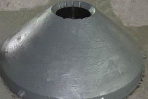 High Manganese Steel Concave for Stone Crusher
