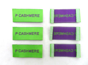 Customized New Design Brand Name Clothing Labels pictures & photos