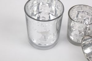 Hot Sale Candle Cup/Candle Stick /Galvanize Candle Holders for Christmas Festival pictures & photos