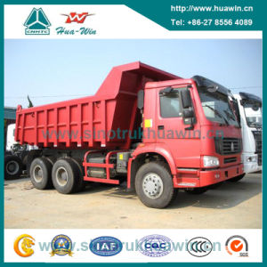 Sinotruk HOWO 32 Ton Load Tipper Heavy Duty Dump Truck pictures & photos