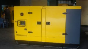 413kVA 330kw Standby Rating Power Silent Cummins Diesel Generator pictures & photos