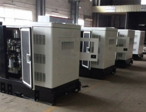 100kVA 80kw Standby Rating Power Cummins Silent Diesel Generator pictures & photos