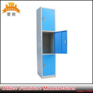 Factory Direct Steel Furniture 3 Doors Locker pictures & photos