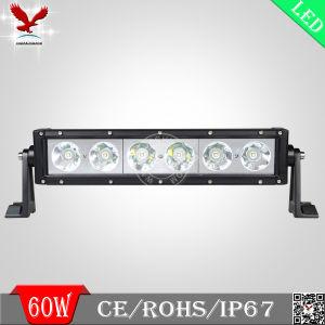 Car Part Single Row off Road LED Light Bar, CREE LED Light Bar, Auto Lamp Hcb-Lcs601