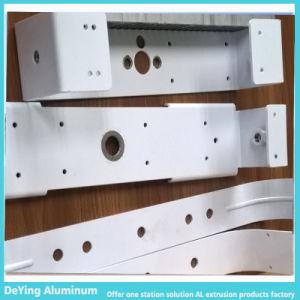 Aluminiium Factory CNC Processing Powder Coating Aluminum Extrusion Support pictures & photos