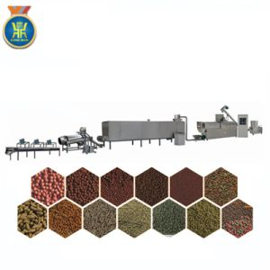 Floating Fish Food Extruder pictures & photos
