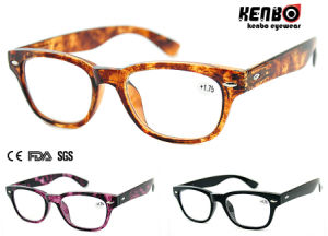 Hot Sale Fashion Reading Glasses for Lady, CE, FDA, Kr5195 pictures & photos