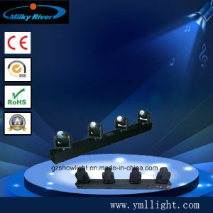 with 19CH or 32CH 4 Pin 40W LED Beam Moving Head Light pictures & photos