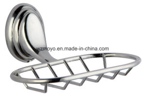 Sanitary Ware Soap Basket in Chrome pictures & photos