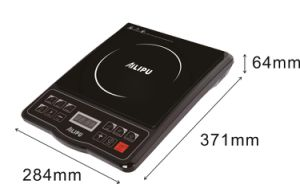 High Efficiency Tabletop Style Durable Induction Cooker pictures & photos