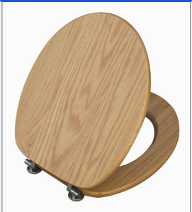 1206 Oak Toilet Seat Hot and Sale