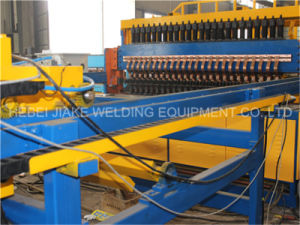 Building Construction Reinforcing Wire Mesh Welding Machine 5-12mm pictures & photos