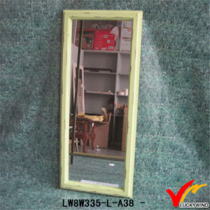 Crafts Handmade Wood Paint Wall Dressing up Mirror pictures & photos