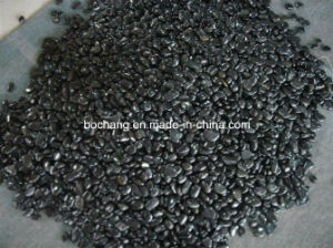 China Polished Black Pebbles for Decoration pictures & photos