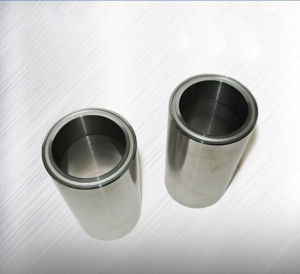 Tungsten Carbide Tool Bushings to Melt Steel and Alloys pictures & photos