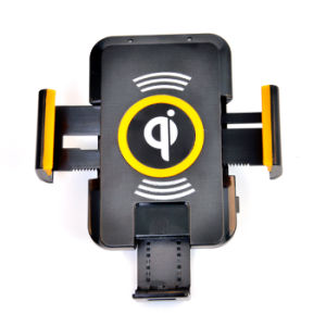 Mobile Car Charger for Sumsung iPhone5 iPhone5S HTC Nokia with Qi pictures & photos