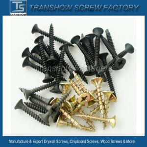 C1022 Steel Hardend Black Phosphated Cheap Drywall Screw pictures & photos