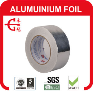 Aluminum Foil Fiberglass Sleeve Tape pictures & photos