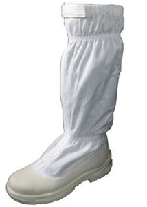 ESD Shoes Cleanroom Steel Cap Boots Cleanroom Safety Boots pictures & photos