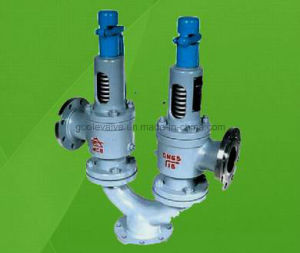 A38y Double Port Twin Spring High Lift Safety Valve pictures & photos
