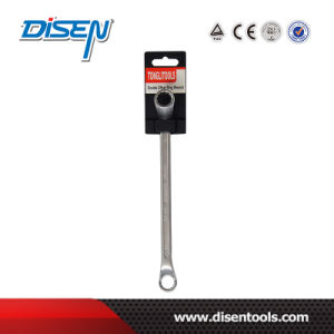 SGS Approved DIN Double Offset Ring Spanner pictures & photos