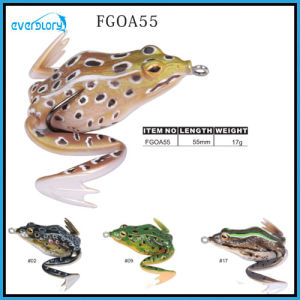 Multi Color Vavid Frog Lure pictures & photos