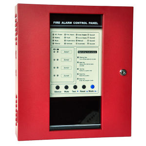 Alarm System Conventional Fire Alarm Panel Fi-1008 pictures & photos