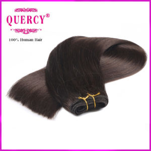 Hot Selling 2016 Fashion Factory Wholesale Virgin Remy Brown Color Stragiht Human Hair pictures & photos