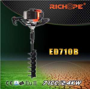 Pertol Engine Earth Drill (ED710B) pictures & photos