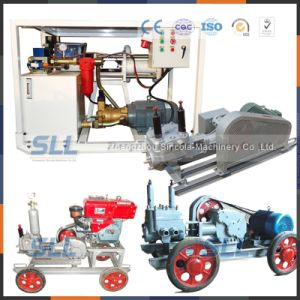 Electric Cement Grout Mixer with Cement Conveying Hose/Grout Hose pictures & photos