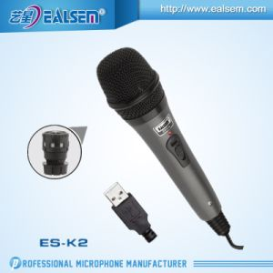 USB Computer and Studio Dynamic Microphone