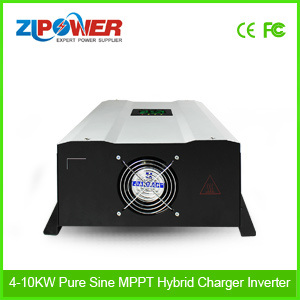 Factory OEM Big Capacity 8000W 48V Solar Charge Inverter for off Grid Tie Home Solar System pictures & photos