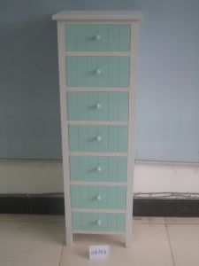 Fresh Simple Style Cabinet with 7 Drawers (FCJ04153)