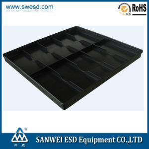 ESD PCB Tray with Divider (3W-9805124) pictures & photos