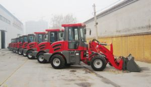 EPA Zl15 1.5ton Mini Compact Loader pictures & photos