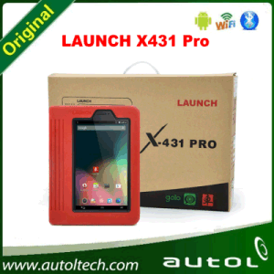 2016 New Launch X-431 PRO Full System Car Diagnostic Scan Tool Update Online X431 PRO Diagun with WiFi Printer DHL Fast Shipping pictures & photos