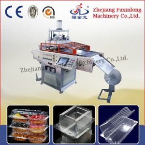 Automatic Plastic Cake Box Thermoforming Machine pictures & photos