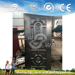 New Design and High Quality Steel Security Door (NSD-1102) pictures & photos