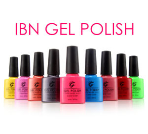 200+ Colors 30 Days Long Lasting Private Label Offered Ibn Brand Nail Polish UV Gel pictures & photos