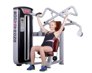 High Quality Seated Chest Press Fitness Equipment BS-001 pictures & photos