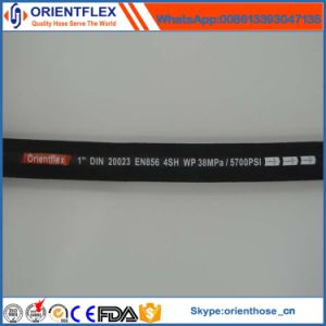 En856 4sh/4sp High Pressure Rubber Hydraulic Tube pictures & photos